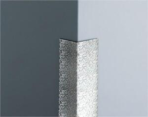 PATTERNED STAINLESS STEEL CORNER GUARD CGP-51