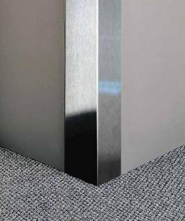 STAINLESS STEEL CORNER GUARD CG-305