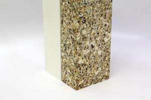 DECORATIVE END WALL GUARD GRANITE CGD-401-EW