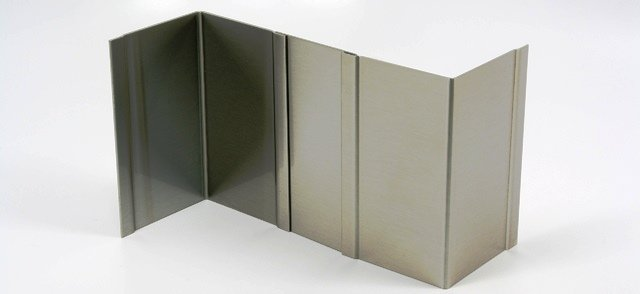 Stainless Steel Wall Systems